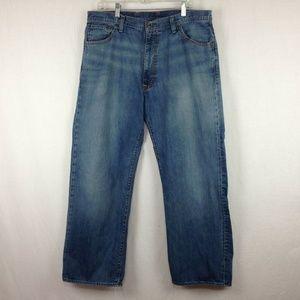 Ralph Lauren Polo Jeans Co Mens Loose Fit Denim